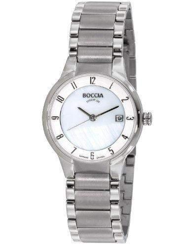 Boccia Titanium Damen-Armbanduhr 3228-01