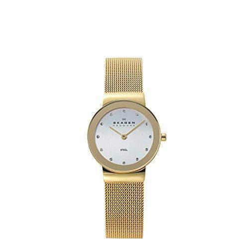 Damen-Armbanduhr Skagen 358SGGD
