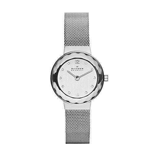 Damen-Armbanduhr Skagen 456SSS