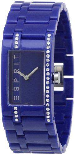 Esprit Damen-Armbanduhr houston funky star blue Analog Quarz AES103562005