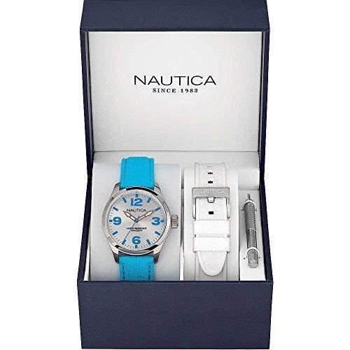 Armbanduhr nautica watches a11628m unisex
