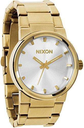 Uhr Nixon The Cannon A1601219 Damen Silber