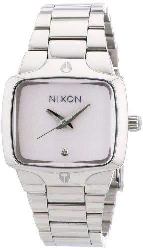 Nixon Damen-Armbanduhr Analog Edelstahl A300100-00