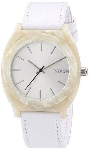 Nixon Damen-Armbanduhr Analog Leder A3281029-00