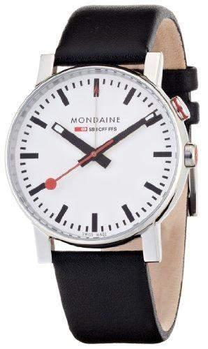 Mondaine A4683035211SBB Armbanduhr - A4683035211SBB