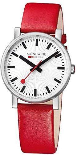 Mondaine - A6603030316SBC - Seasonals 2012 - weissschwarz