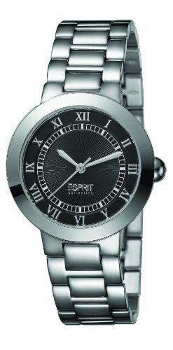 Esprit Damen-Armbanduhr Analog Quarz Edelstahl EL900342003