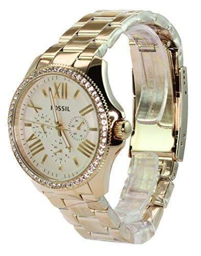 Fossil Damen-Armbanduhr Analog Quarz AM4482