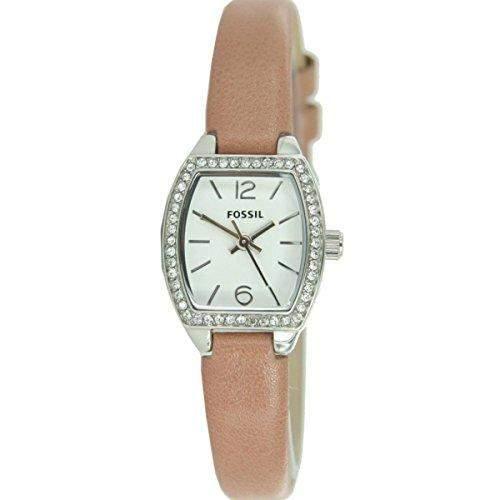 Fossil Damen Uhr Armbanduhr Leder BQ1215