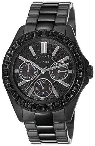 Esprit Damen-Armbanduhr Dolce Vita Romance Analog Quarz Edelstahl ES102392023