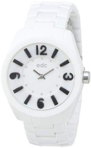 edc by Esprit Damen-Armbanduhr Analog Quarz EE100692003