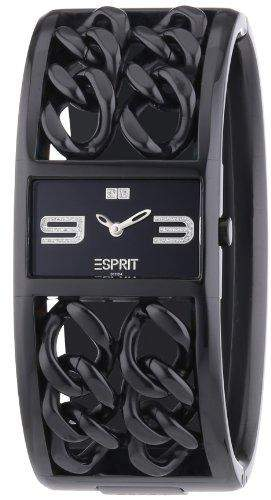 Esprit Damen-Armbanduhr Double Dash Night ES101112007