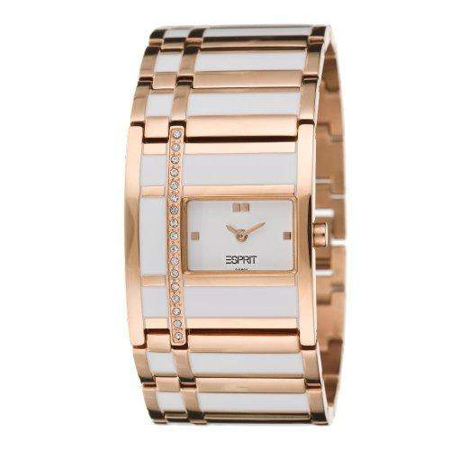 Esprit Damen-Armbanduhr Filled Vegas Rose Houston ES101482009
