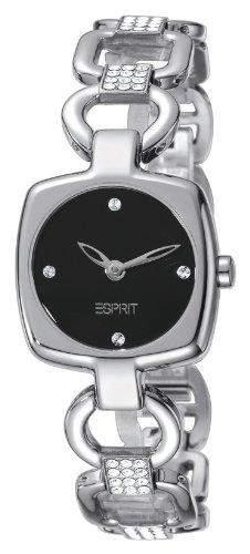 Esprit Damen-Armbanduhr Analog Quarz Edelstahl ES102672002