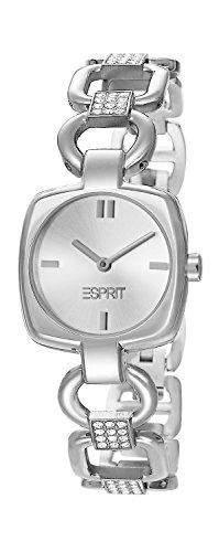 Esprit Damen-Armbanduhr Citta Analog Quarz Edelstahl ES102672005