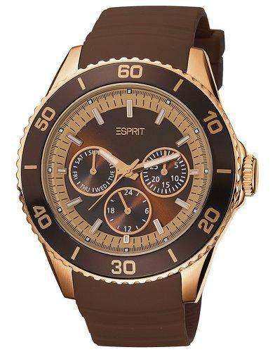 Esprit Damen-Armbanduhr deviate Analog Quarz ES103622006