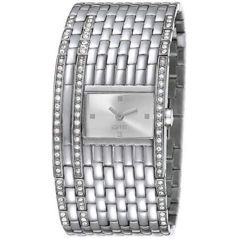 Esprit Damen-Armbanduhr reticolo Analog Quarz ES103922001