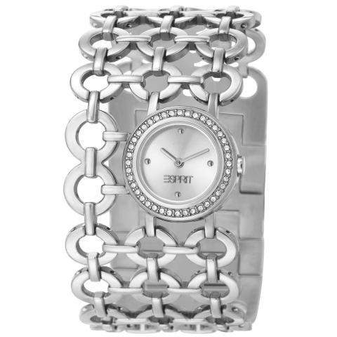 Esprit Damenuhr Etiquette Silver ES105722001