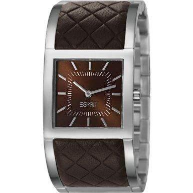 Esprit Damen-Armbanduhr Catelli Analog Quarz verschiedene Materialien ES105922004