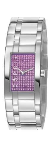 Esprit Damen-Armbanduhr houston Analog Quarz Edelstahl ES107042003