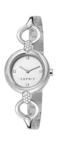 Esprit Damen-Armbanduhr XS Analog Quarz Edelstahl ES107332001