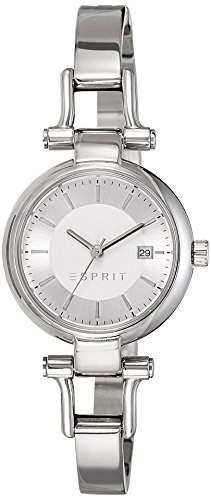 Esprit Damen-Armbanduhr XS Analog Quarz Edelstahl ES107632004