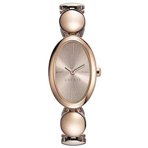 Esprit ES108592003 esprit-tp10859 rosé gold Uhr Damenuhr vergoldet vergoldet 30m Analog rosé