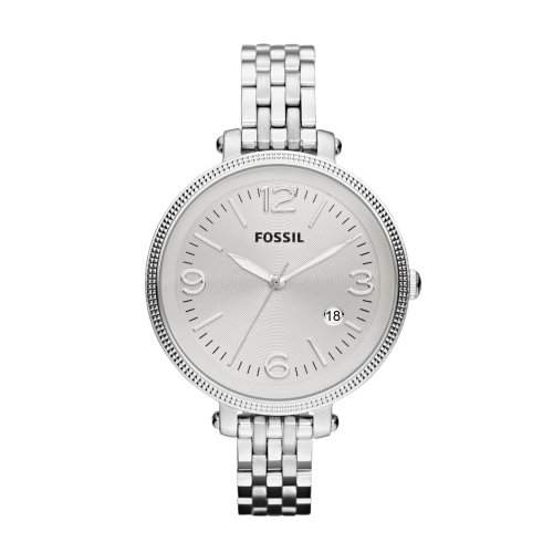 Fossil Damen-Armbanduhr Analog Edelstahl ES3129