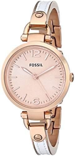 Fossil Damen-Armbanduhr Georgia - ES3261