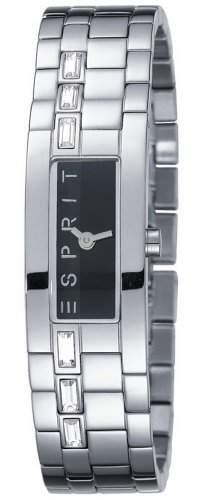 Esprit Damen Armbanduhr STARLINE PICO BLACK HOUSTON Analog Quarz AES900502002
