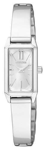 Citizen Damen-Armbanduhr Analog Quarz Edelstahl EZ6320-54A
