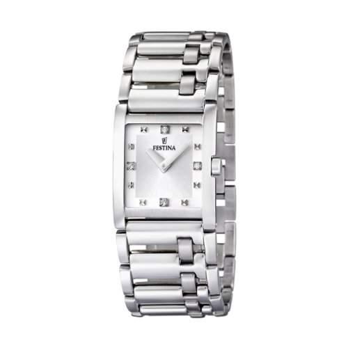 Festina Damen-Armbanduhr Analog Edelstahl F165503