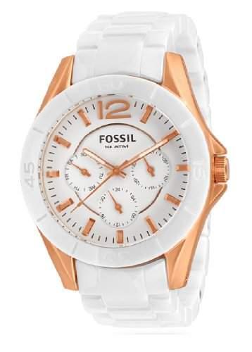 Fossil Damen-Armbanduhr CE1006