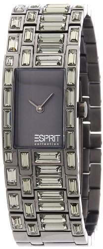 Esprit Damen-Armbanduhr Analog Edelstahl