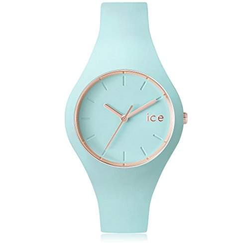 Ice-Watch Damen-Armbanduhr Glam Analog Quarz Plastik ICEGLAQSS14