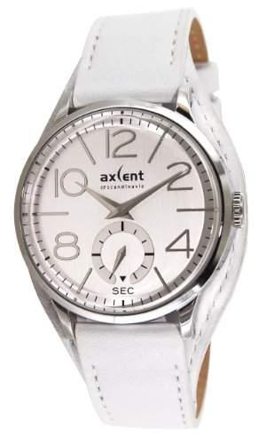 Axcent Unisex-Armbanduhr Episode Analog Quarz Leder IX22801-661