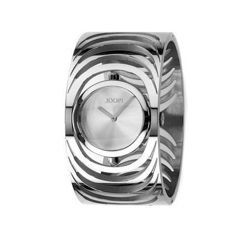 Joop! Damen-Armbanduhr Analog Quarz Edelstahl JP100212002U