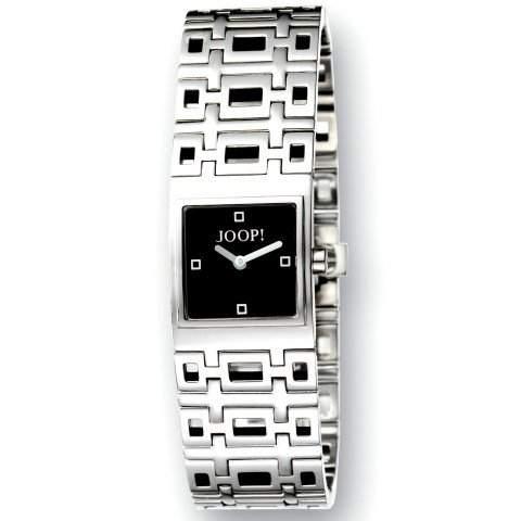 Joop! Damen-Armbanduhr XS Analog Quarz Edelstahl JP100292002
