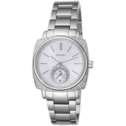 Joop Damen-Armbanduhr Quarz Edelstahl JP100342F06
