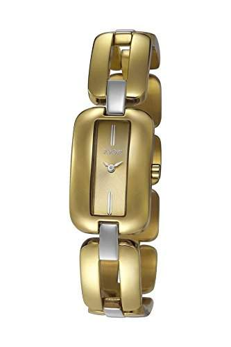 Joop! Damen-Armbanduhr Analog Quarz Edelstahl JP101492003