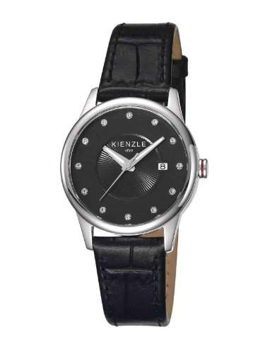 Kienzle Damen-Armbanduhr XS Analog Leder K3042013051