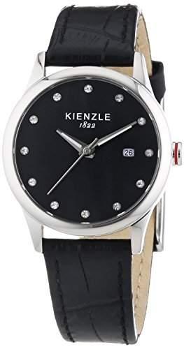 Kienzle Damen-Armbanduhr XS Analog Leder K3042014071