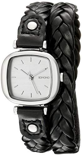 Komono Damen-Armbanduhr Analog Quarz Polyurethan KOM-W1231
