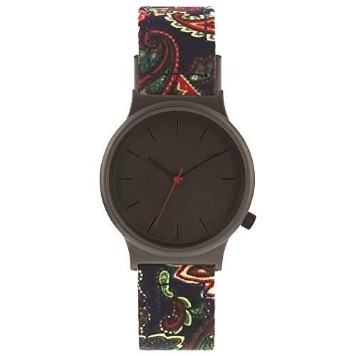KOMONO unisex-Armbanduhr Analog Quarz Polyurethan KOM-W1824