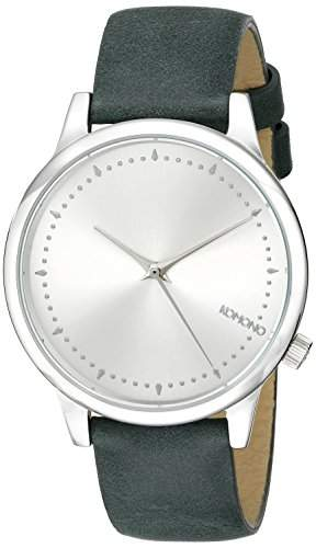 Komono Damen-Armbanduhr Analog Quarz Polyurethan KOM-W2451
