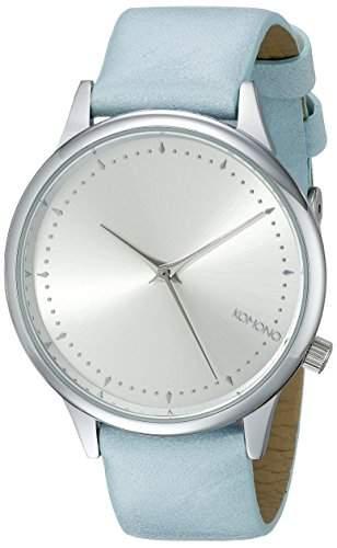 Komono Damen-Armbanduhr Analog Quarz Polyurethan KOM-W2501