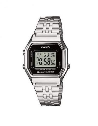 Casio Damen-Armbanduhr Digital Quarz Resin LA680WEA-1EF