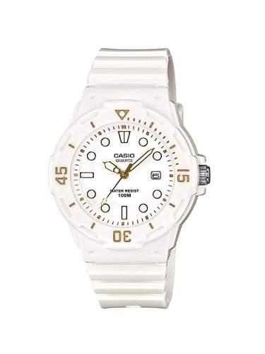 Casio Damen-Armbanduhr XS CASIO Collection Women Analog Resin LRW-200H-7E2VEF