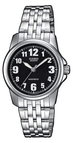 Casio Damen-Armbanduhr Analog mehrfarbig LTP-1260D-1BEF