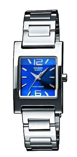 Casio Collection Damen-Armbanduhr Analog Quarz LTP-1283PD-2A2EF